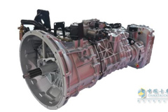 CNHTC Rolls Out Fifth Generation S-AMT 16-speed Transmission