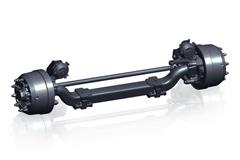 Fuwa XNF-09 Non-Drive Steering Axle