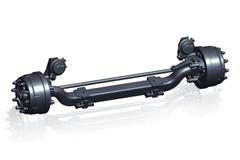 Fuwa XNF-05 Non-Drive Steering Axle