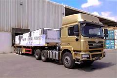 SHACMAN Trucks Provide Transportation to COVID-19 Vaccines in Djibouti