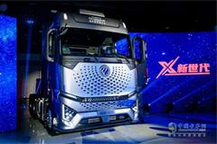 Foton Auman Galaxy 580HP Tractor+Foton Cummins Power+ZF Gearbox
