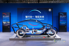 Auto Shanghai 2021: ZF is Driving Intelligence for Software-defined Vehicles