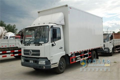 Dongfeng KR 210HP 4*2 Cargo Truck DFL1140B1