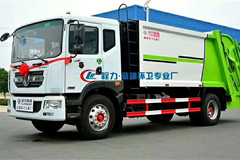 Chengli CLW5181ZYS6 Compress Garbage Truck(Donfeng D9 12 Cubic Meter)