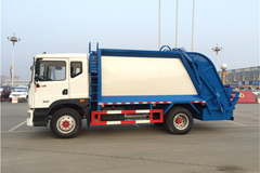 Chengli CLW5165ZYSD5 Compress Garge Truck(Dongfeng D9)