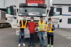 FAW Group Import & Export Corp. Completed Certification of Connected Vehicle