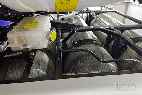 Foton Aumark Hydrogen Vehicle