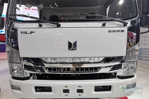 Qingling Hydrogen Fuel Cell Vehicle