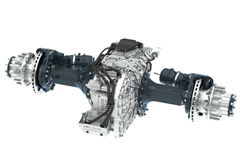 Allison and Emergency One Formalize Collaboration on Electric Axle Integration