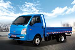 KAMA Ruihang X3 Cargo Dropside Truck with Single-row Cab