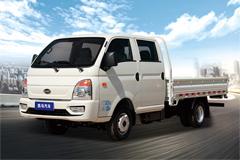KAMA Ruihang Double-Row Cab Cargo Dropside Truck