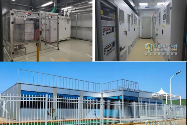 Cummins Wuhan Hydrogen Technology Enginering Lab Began Operating