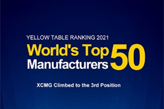 Top Five on The Yellow Table! ZOOMLION Soar with A Strong Momentum