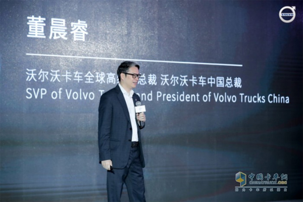 All New Generation Volvo FX、FH、FMX Trucks Were Launched in Dunhuang, China
