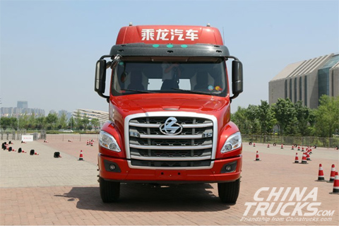Chenglong T5 460HP 6X4 Long-head Tractor(Powered by Weichai W10.5)(LZ4250T5DB)