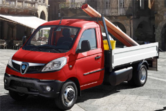 Foton Motor and Piaggio Group Jointly Introduce New Porter NP6 to the Market