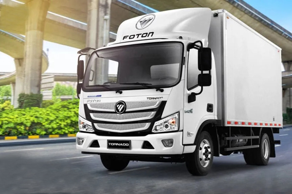 Foton Ranks No. 1 in Light Truck Sales in Philippines for Six Consecutive Months