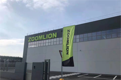 ZOOMLION Looks to Expand the EU Market with Its New Factory Inaugurated