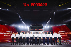 FAW Jiefang Rolls Off Its 8 Millionth Vehicle