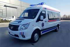 Foton Negative Pressure Ambulance