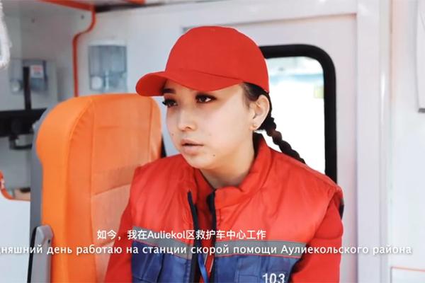 JAC Story: Sunray Ambulances Serve in Kazakhstan
