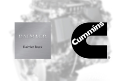 Daimler and Cummins Signed GFA for Cooperation in Medium-duty Engines