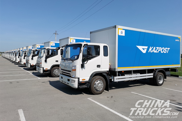 JAC Doubles Its Exports to Global Markets