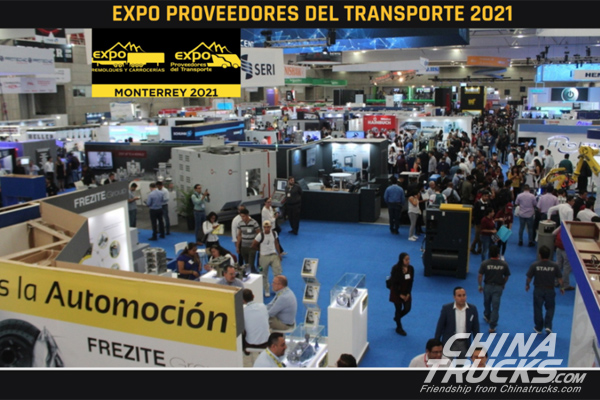 Foton Motor Exhibited in Mexico's Transport Suppliers Expo 2021