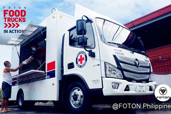 FOTON ME | Foton Food Trucks in Action