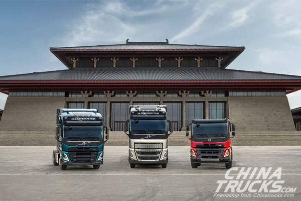 Volvo Trucks acquires heavy-duty truck manufacturing operation in China