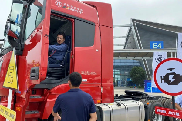 Foton Motor Takes Part in the Second China-Africa Economic and Trade Expo