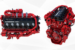 Cummins Introduces 15 L Natural Gas Engine for Heavy-Duty Trucks