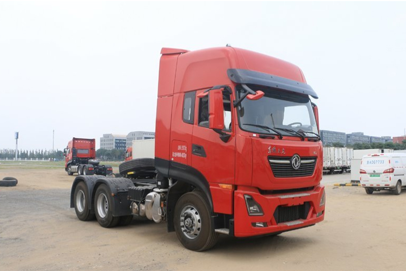 Dongfeng KL 465HP 6X4 Euro 6 Tractor (DFH4250D3)