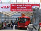 JAC Commercial Vehicles attend 2009 Vietnam Auto Expo