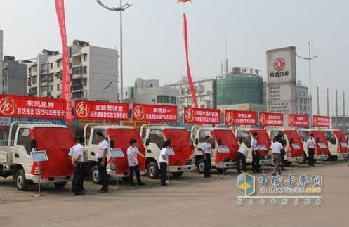 Dongfeng Furui W Series truck