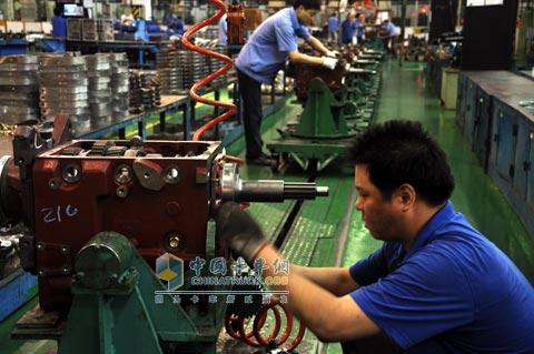 Qijiang Gearbox