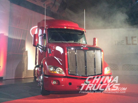PACCAR Launches Next Generation Kenworth T680 and Peterbilt