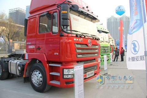 Shaanxi Auto F3000 heavy truck