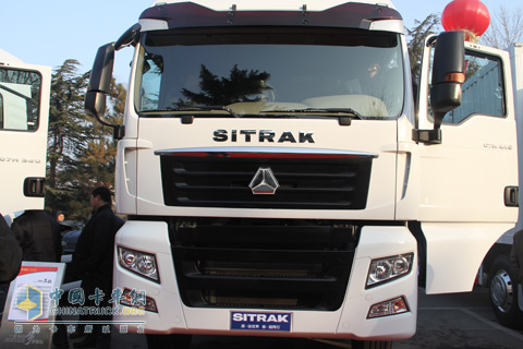 Sinotruck Obtains Several Overseas Orders China Truck