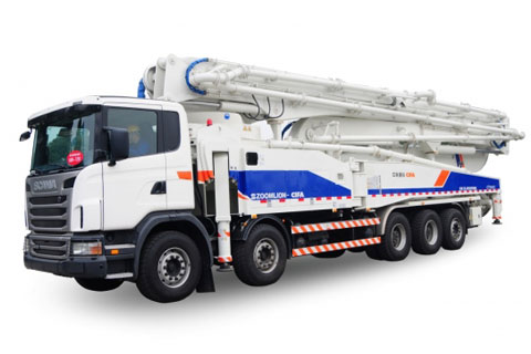 Zoomlion to Enter Heavy-duty Truck Market