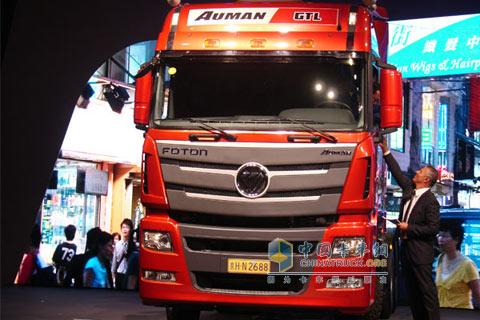 Foton Sells 5,844 Medium & Heavy Trucks in Feb. 2013