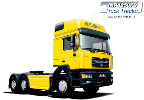 Youngman JNP4250FD Truck Tractor