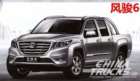 Great Wall Wingle 6 Concept Pickup Truck for the Shanghai Auto Show