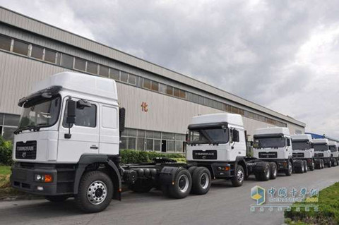 Youngman truck to be exported to Malaysia