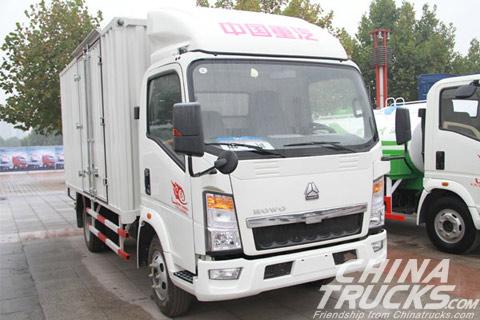 Sinotruk Howo Light Truck