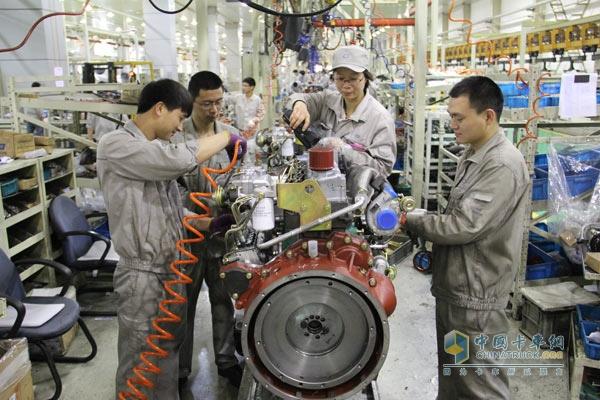 Wuxi Diesel Engine