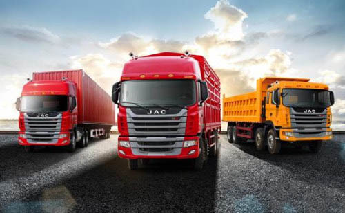 heavy truck industry in chinese market