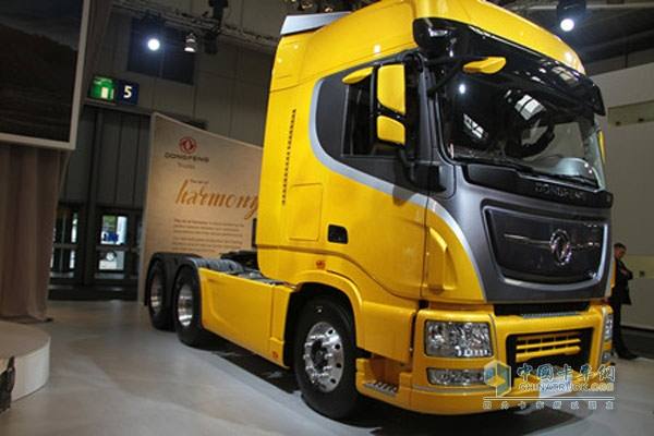 Dongfeng Sells 12,000 Medium and Heavy Trucks in Sept. - China Truck Industry, Truck News, Parts ...