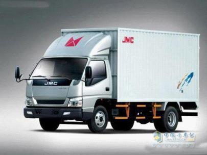 JMC Light Truck Holds Several Guinness Records