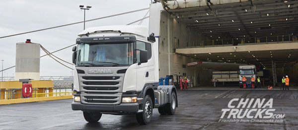 Scania hitches ride on Airbus ferry